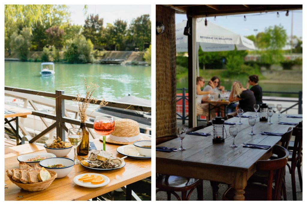 Escape the city at these refreshing waterside venues around the capital.