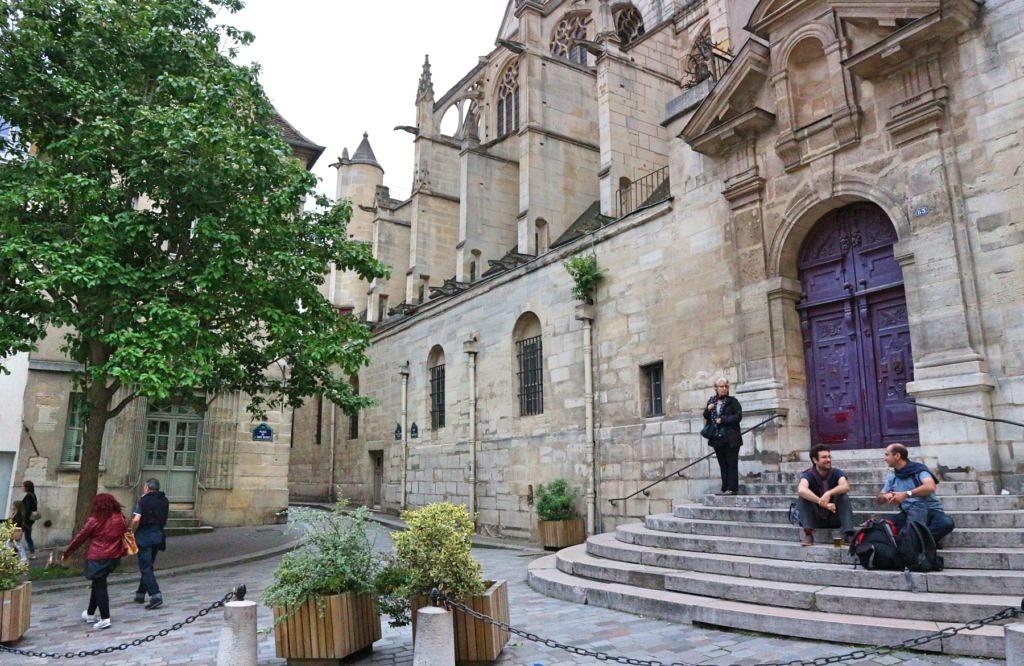 rue St Etienne du Mont