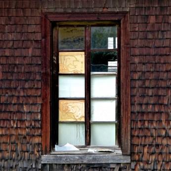 Fenster in kaputt