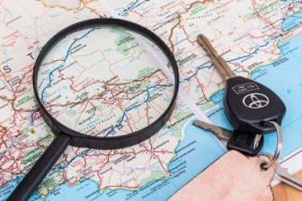 LA CARTE MENTALE  –  UN GPS
