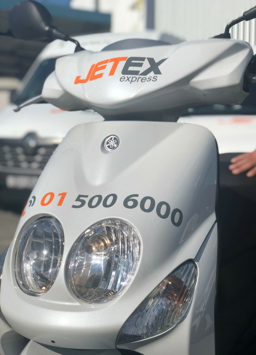 Jetex Express - hitna gradska dostava