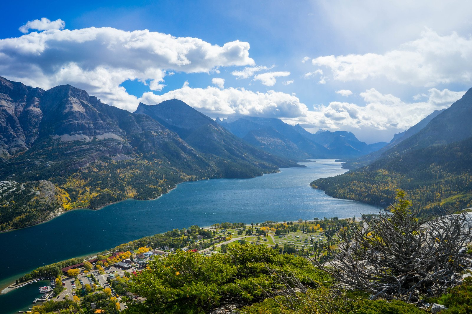 Best Easy Day Hikes Glacier and Waterton Lakes National Parks