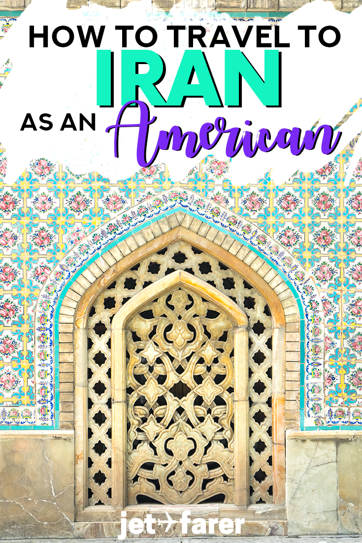#Iran is one of the most wonderful and safe countries to visit. Here's everything you need to know about traveling in Iran as an American, including how to get an Iran visa, what to pack for Iran, and everything you need for a perfect trip! #MiddleEast #Travel #Vacation