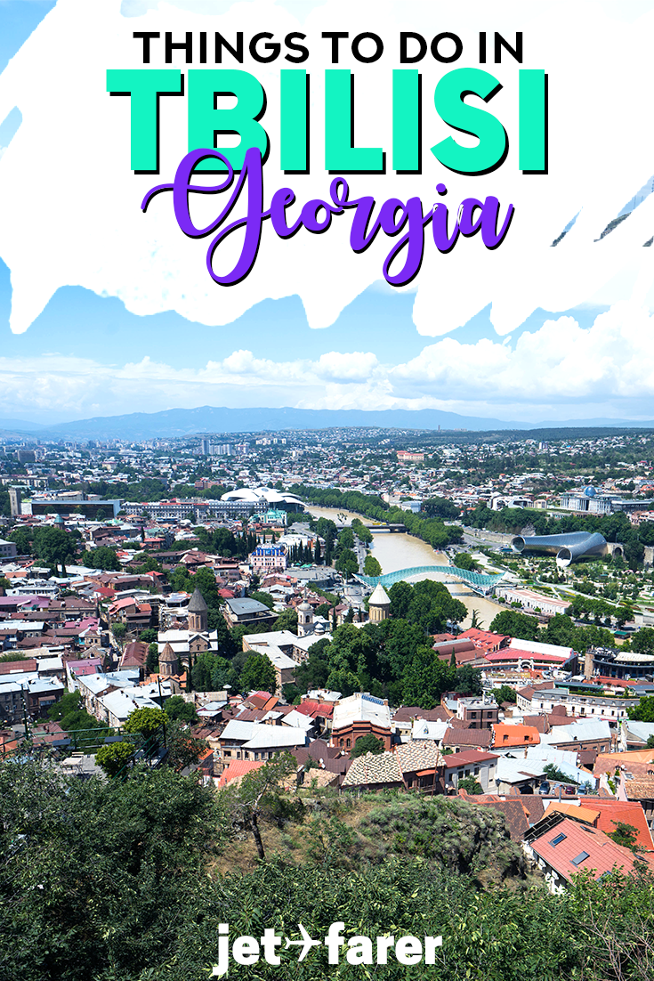 Planning on visiting Tbilisi, Georgia? If so, don't miss out - there are so many things to do in Tbilisi. Click through and read this comprehensive guide, which has 32+ things to do in the beautiful city of Tbilisi. #Georgia #Tbilisi #Europe #Travel #ThingstoDo