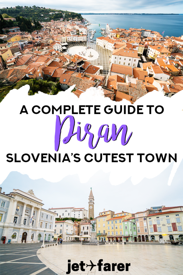 I thought I'd seen all of Slovenia's charm...until I landed in Piran and totally fell head over heels for it. Click through to find out why I fell in love with Piran Slovenia, and a guide for things to do in Piran, Piran restaurants, hotels, beaches, and more. You've GOT to travel in Piran for yourself so you can witness this gorgeous village in Slovenia. #Slovenia #Travel