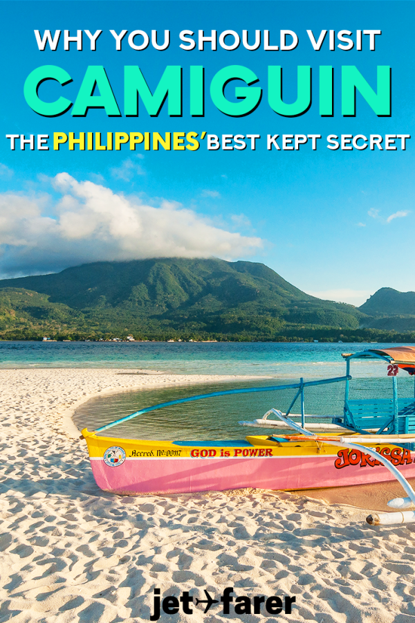 Having grown up visiting my grandmother in the Philippines, I always took her beautiful little Camiguin island for granted. Now, it has become one of the best places to visit in the Philippines. I wrote a complete guide on things to do in Camiguin, plus travel tips and places to stay on the island. Take a peek into one of the Philippines' coolest up and coming destinations in the world! #Philippines #Travel