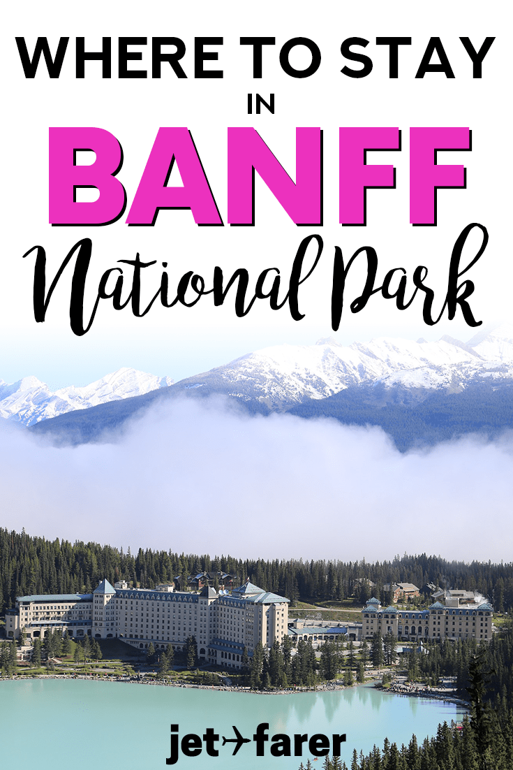 Heading to the Canadian Rockies this year and wondering where to stay in Banff National Park? We've got you covered! I compiled a list of the best bed & breakfasts, hostels, campsites, and hotels in Banff, Canada at all budget levels to help you plan your trip!