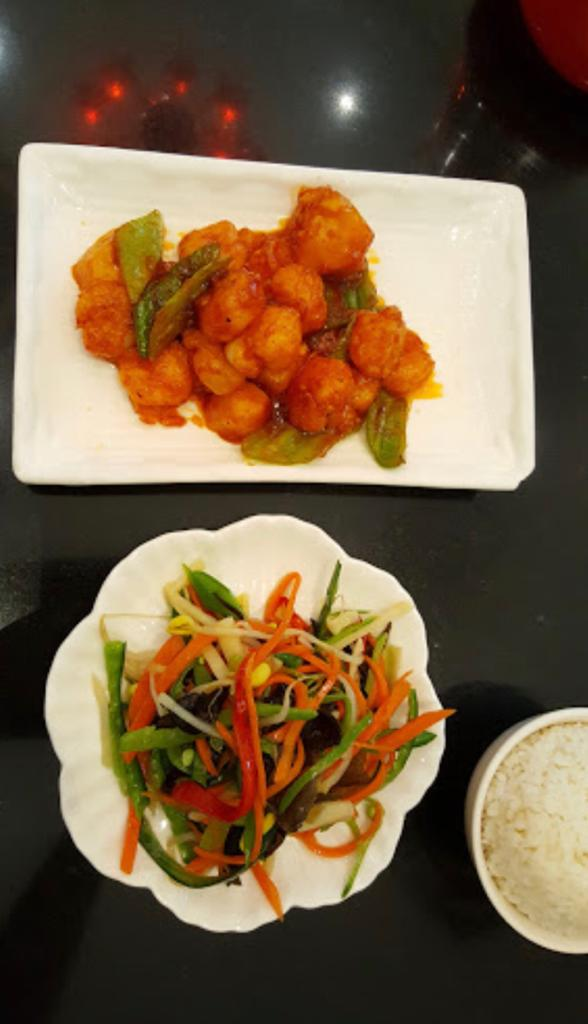 Great Chinese food in Shanghai