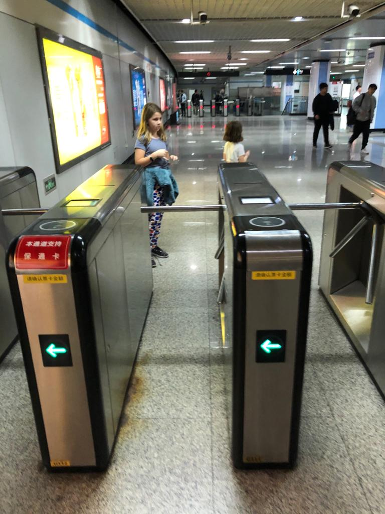 How to use the Shanghai metro