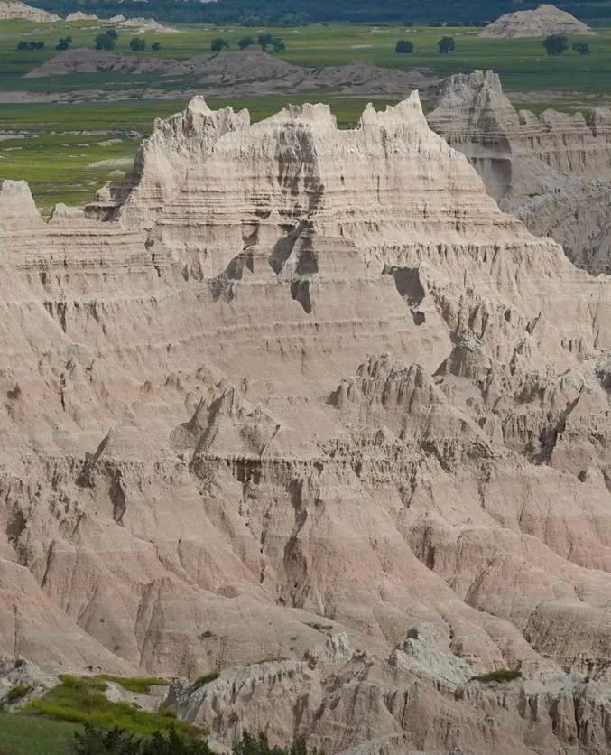 South Dakota Bad Lands National Park