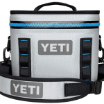 Yeti Protable Cooler for Road Trips and Camping