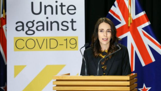 New Zealand's prime minister and her response to the Coronavirus