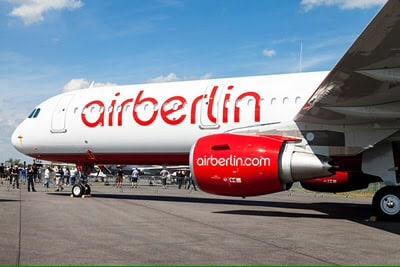 airberlin expands Business Class on European flights
