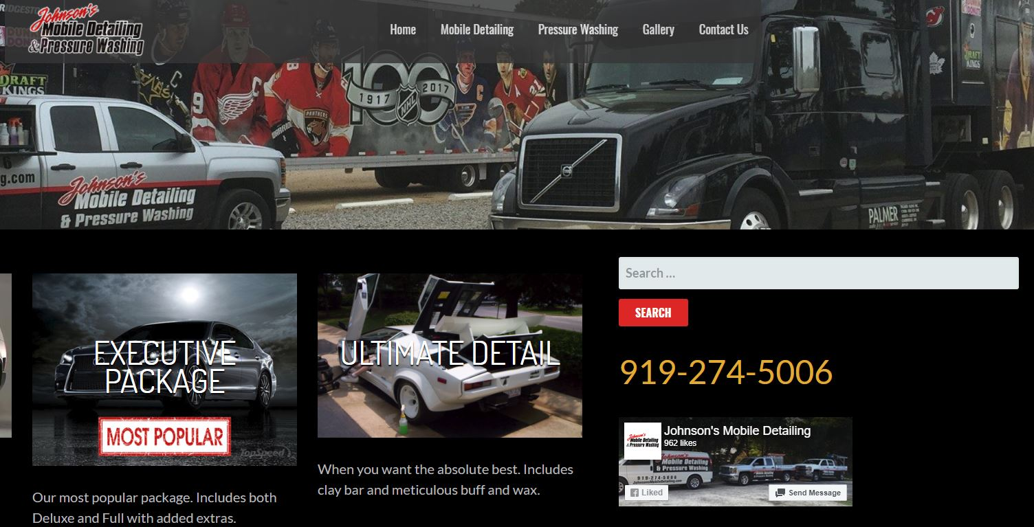 johnsons mobile detailing, raleigh, cary, apex, mobile detailing, high end detailer