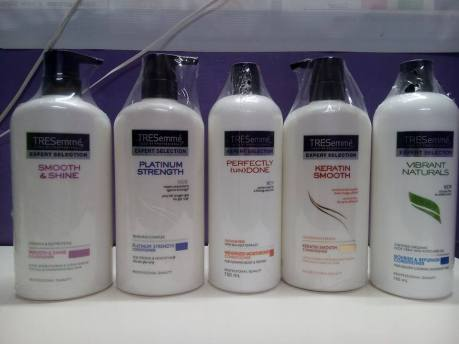 P190 - Tresemme Shampoo & Conditioner