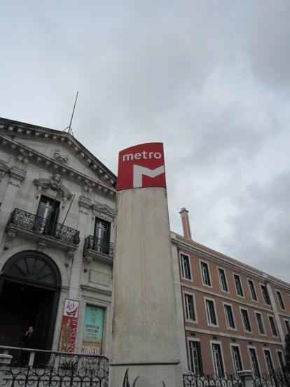 Lisbon's metro