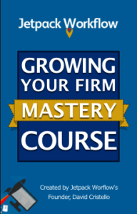 Growing Your Accounting Firm Master Course