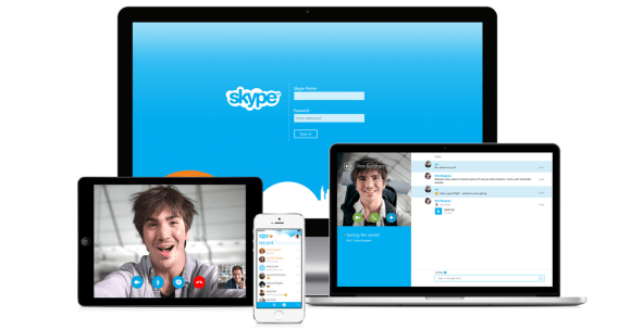 Skype - Busy Season Productivity App
