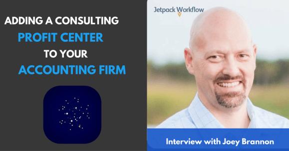 consulting profit center