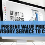 How to present value pricing and advisory service to clients?