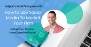 Jetpack Workflow presents: Adrian Dayton from Clearview Social