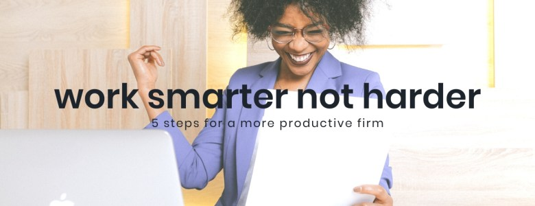 work smarter not harder featured image - Woman Holding A Paper