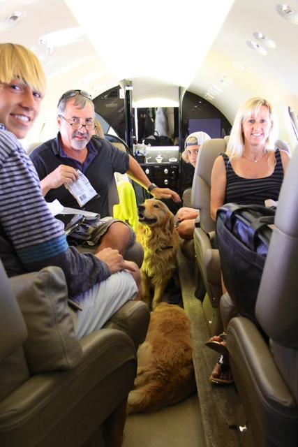 Private Jet Charter for Pets