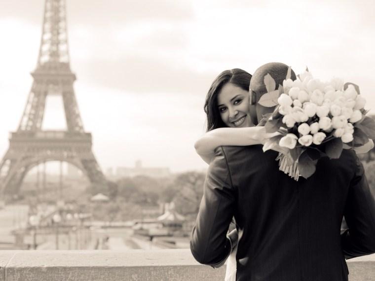 Marry Me In Paris