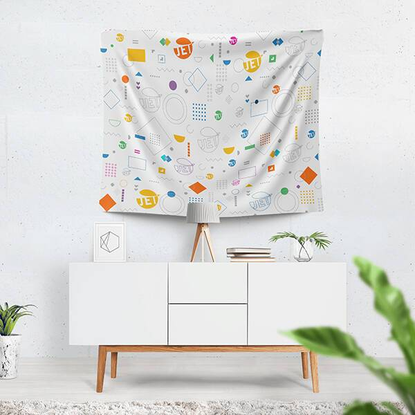 AOP Polyester Wall Tapestry