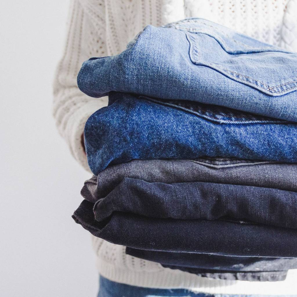 man-made Jeans fabric for customization