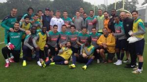 Portugal's with Newyork JETS