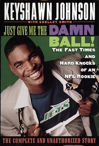 Keyshawn Johnson_damnball