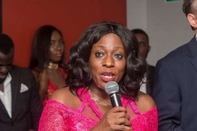 Catherine Afeku, Minister of Tourism and Creative Arts