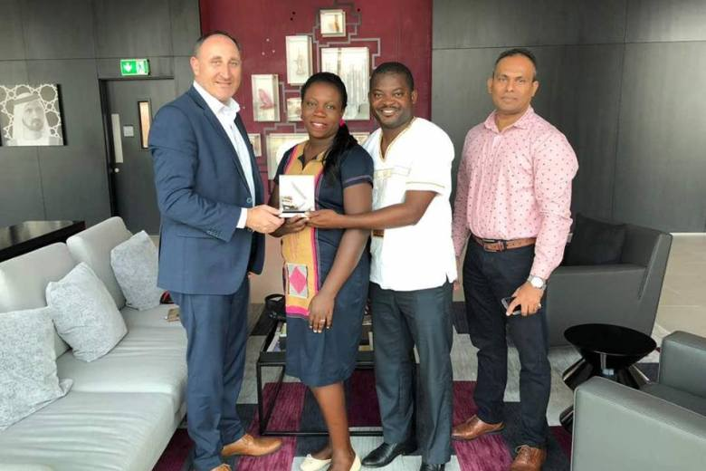 Adansi Travels Awarded in Dubai