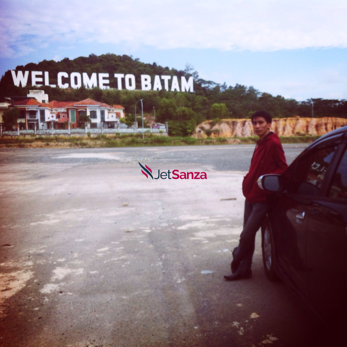 Welcome to Batam, Indonesia
