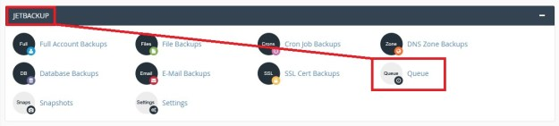 How to Rsestore the Hosting Account From Backup
