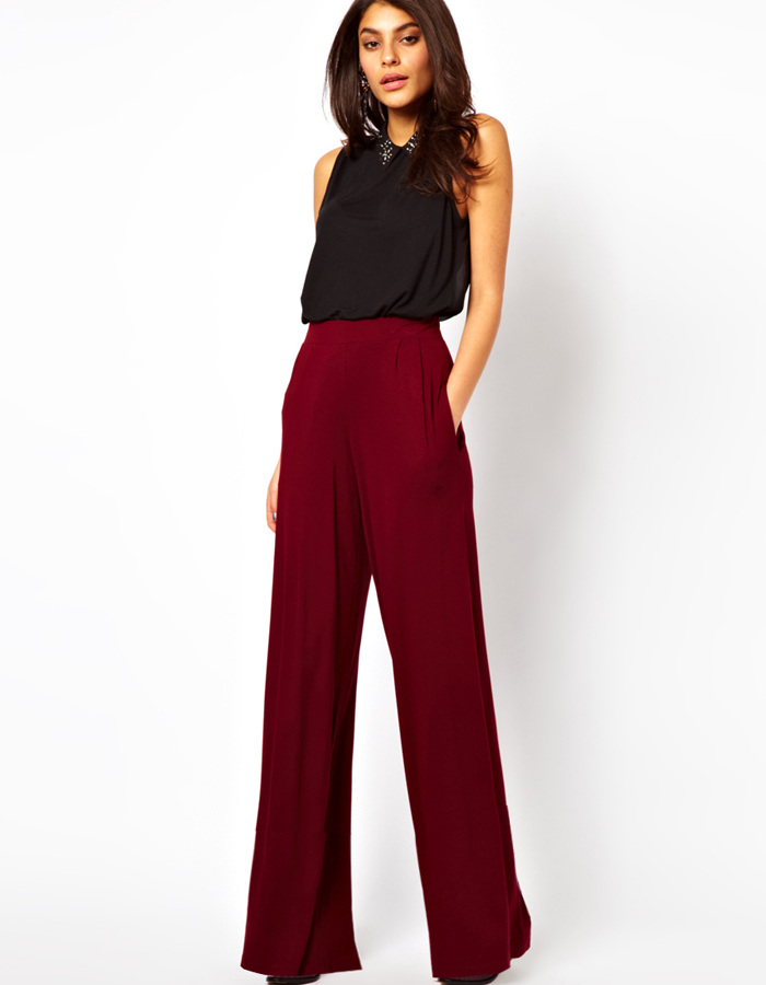 Asos Wide Trousers