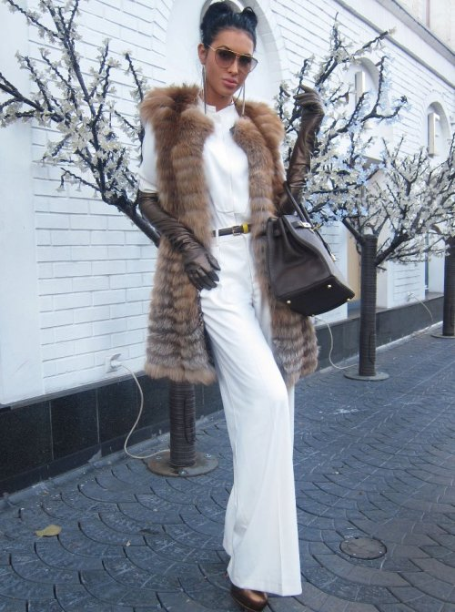 Jetset Babes Winter Fashion Outfit