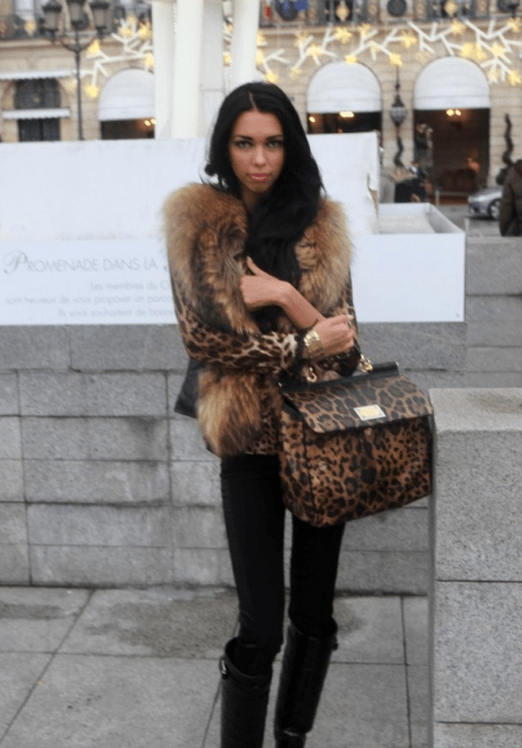 Animal & Leopard print fashion