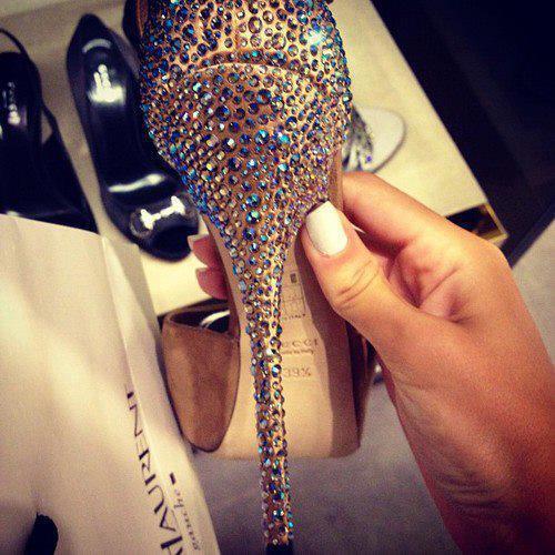 High Heels & Shoes