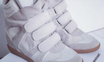 Isabel Marant Sneaker Heels
