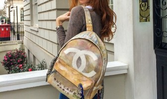Chanel Art School Backpack