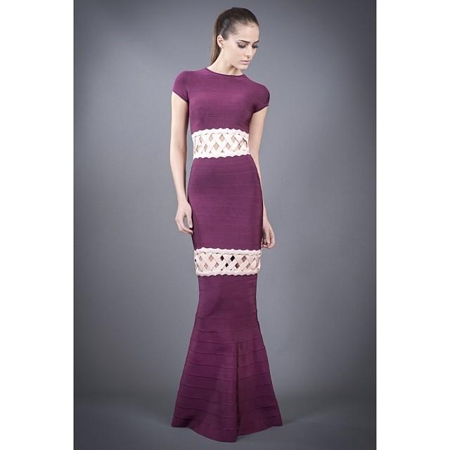 Lolitta Bandage Maxi Dress