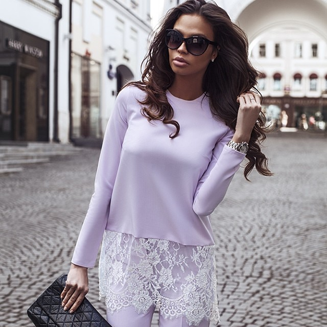 Lace Fashion Outfits