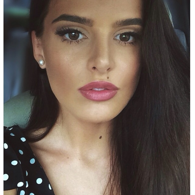 Anna Andres Miss Ukraine 2014