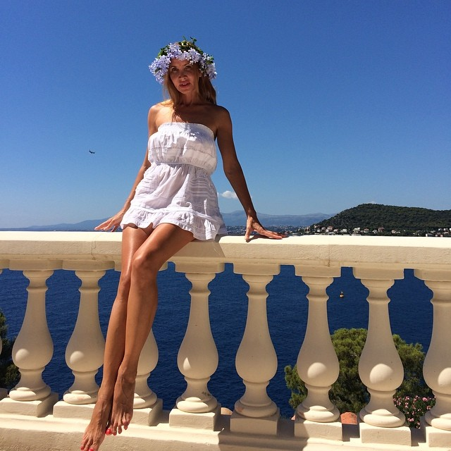 Ibiza Hippie White Fashion