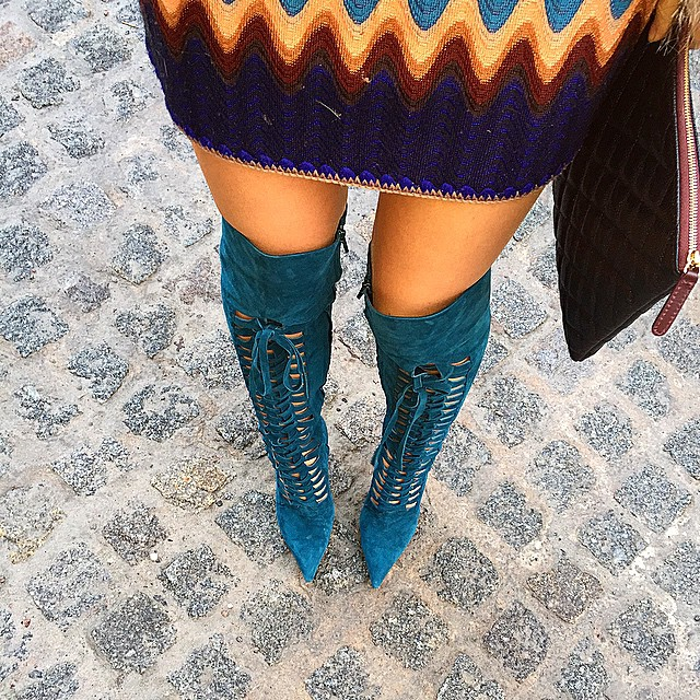 Lace up Heels & Boots