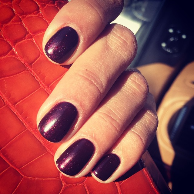 Nails and Shellac