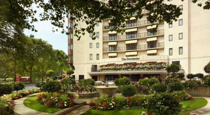 The Dorchester Hotel