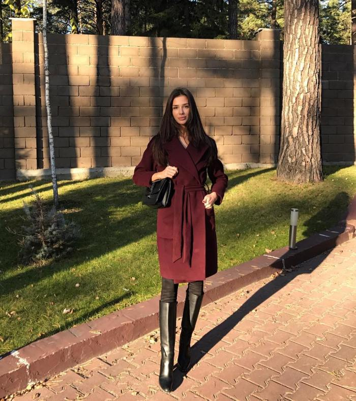 Belted Coats Fashion Inspiration